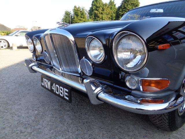 Jaguar 1967 420G